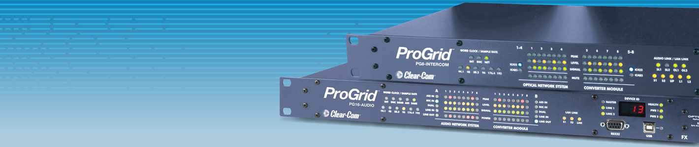 ProGrid Audio Network