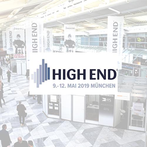 HIGHEND 2019 MÜNCHEN