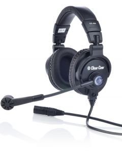 CC 400 Double-ear standard headset