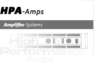 HPA-Amps