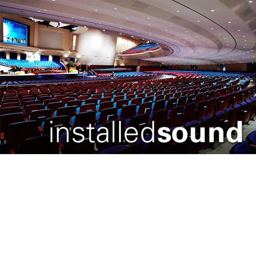 Installed Sound