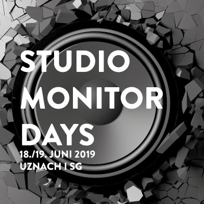 Studio Monitor Days