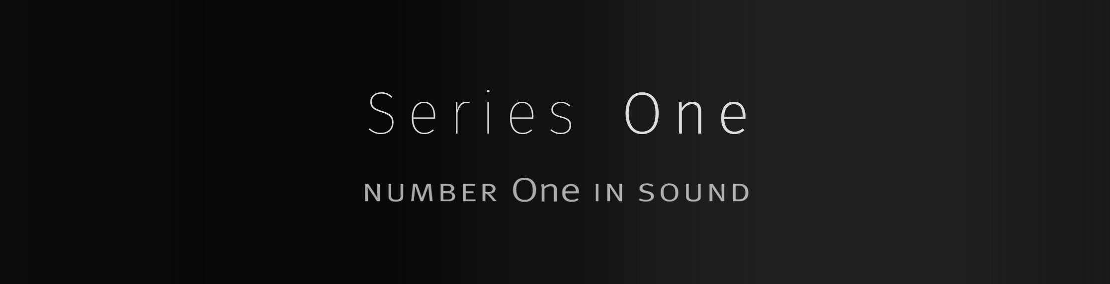 Series One