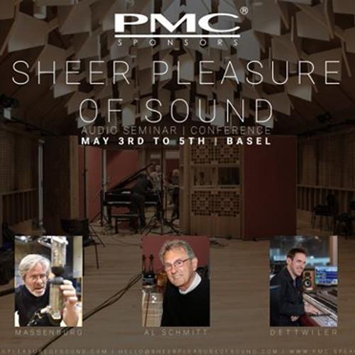 SHEER PLEASURE OF SOUND
