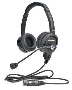 CC 220 Double-ear light-weight headset
