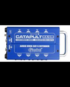 Catapult RX4M