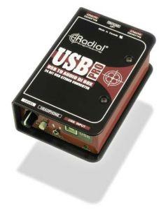 Radial USB-Pro