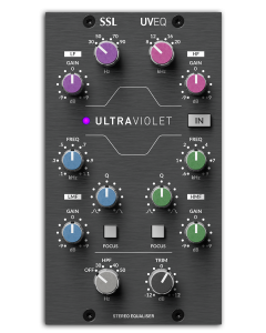 500-Series Ultraviolet Stereo EQ